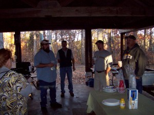 Dutch Oven Gathering Guest