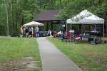 Southeast Camper Dutch Oven Gathering - Shelter #1