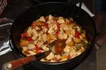 4 Pepper Chicken Asian Style