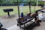 Outlaw's Fire Pit - I want one of these
