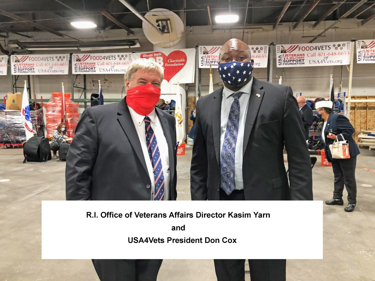 USA Veterans and Military Support Foundation