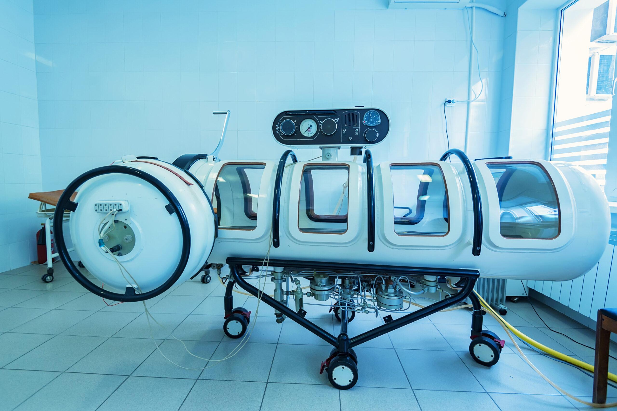 רפואה היפרבארית: שימוש בתא לחץ עשוי לשפר מהירות חשיבה