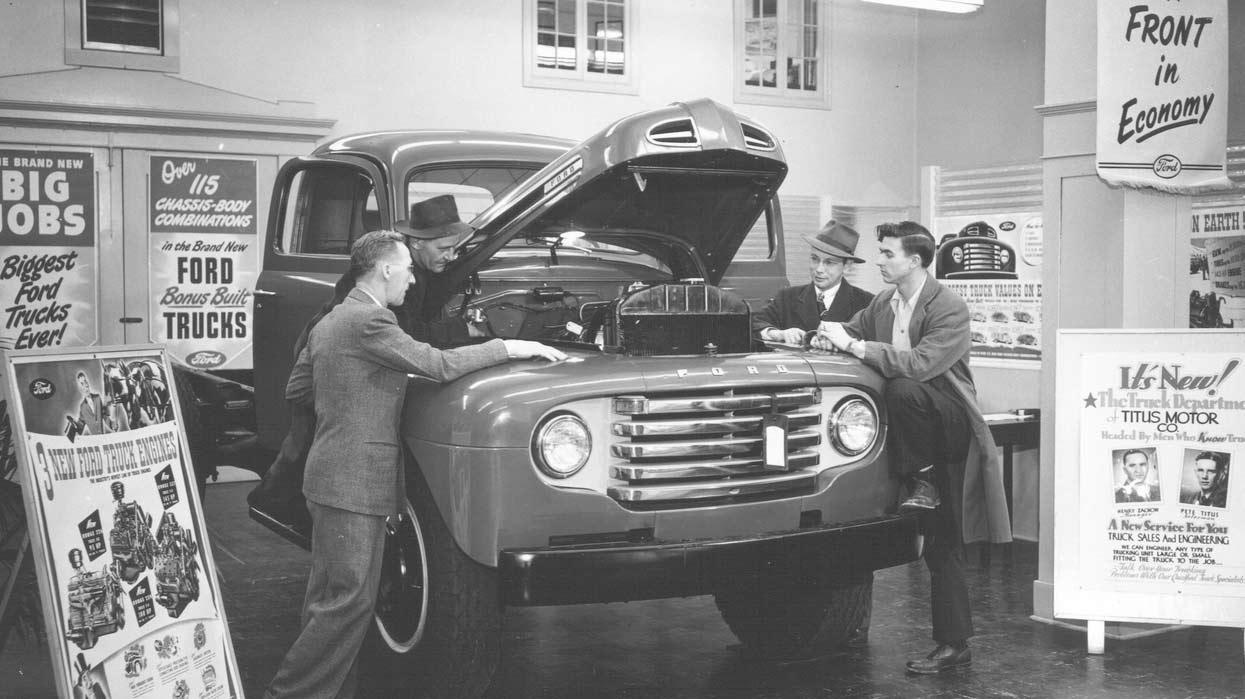 Titus Motor Co.