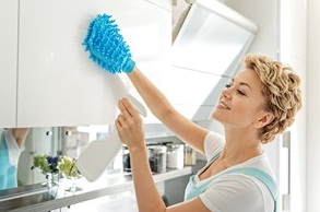 7 RULES TO KEEP YOUR SPACE CLEAN