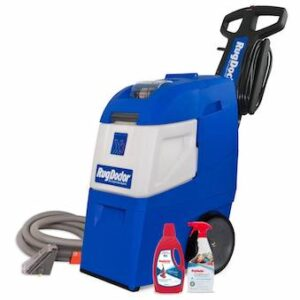 EVALUATE CARPET CLEANING METHODS USING SHAMPOOERS