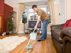 GENERAL JOBS FOR REGULAR HOUSE CLEANING
