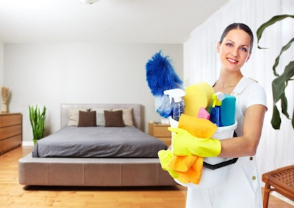 5-STEP PROCESS FOR    AIRBNB CLEANING