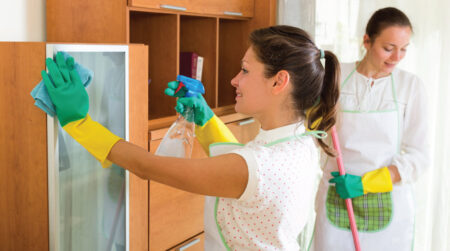 Rejuvenate Your House With Types Of House Cleaning Services