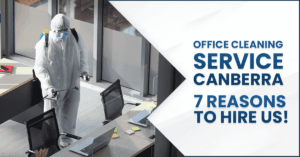 office cleaning service Canberra