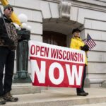 Wisconsin Supreme Court Strikes down COVID19 Stay-at-Home Order.