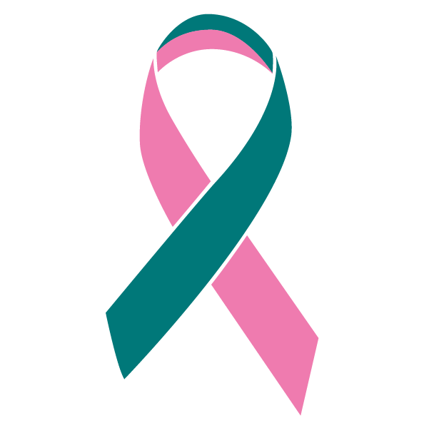 Gynecological Cancer Ribbon