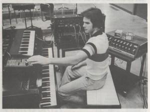 Jon Mutchler at Olympic College around 1978