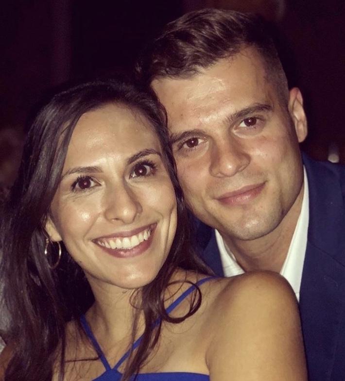 happy couple, wedding picture