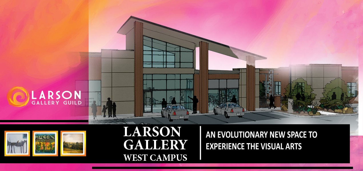 New Larson Gallery