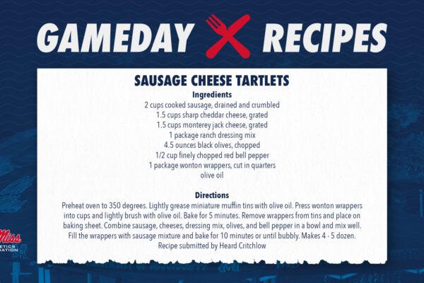 sausage-tartlets