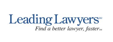 Leading Lawyers has recognized me for my excellent achievements as a family lawyer