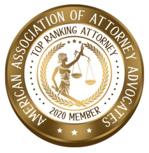 The American Association of Attorney Advocates has recognized Tania K. Harvey as a Top Ranking Attorney