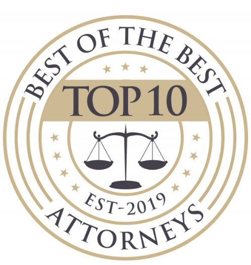 Tania K. Harvey has been recognized as one of the Best of the Best's top 10 Attorneys