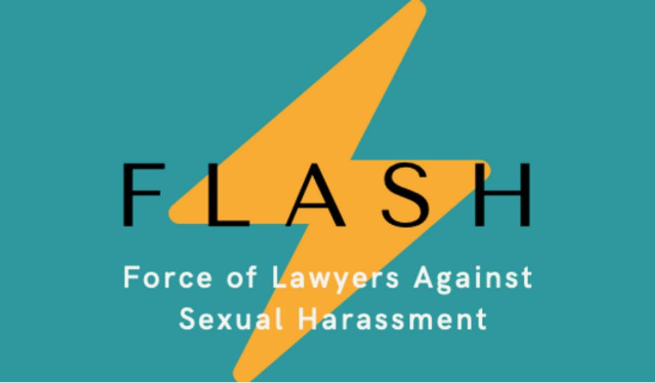 Family Law Attorney, Tania K. Harvey is working to stop sexual harassment in the legal profession