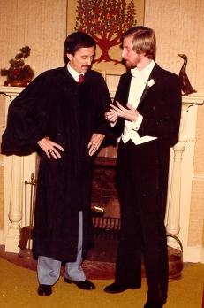 Dick & Gary Walton Wedding