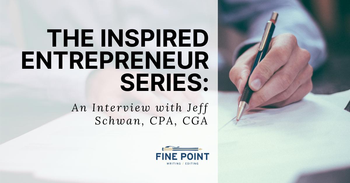 Inspired Entrepreneur