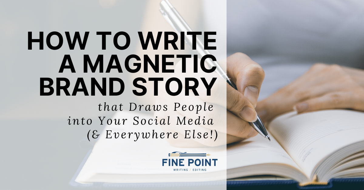 Magnetic Brand Story