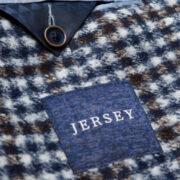 Digel-la-veste-blazer-ajustee-motif-a-petits-quadrilles-bleu-et-marron-3