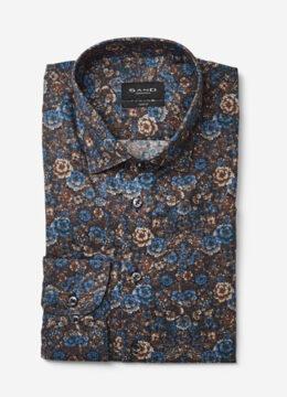 sand-la-chemise-coupe-moderne-en-tissus-léger-de-pur-coton-imprimé-fleuri