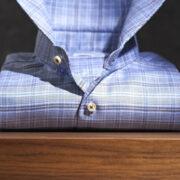 Stenstroms-la-chemise-tendance-quadrillee-bleu-doux-et-marron-1