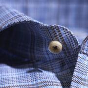 Stenstroms-la-chemise-tendance-quadrillee-bleu-doux-et-marron-2