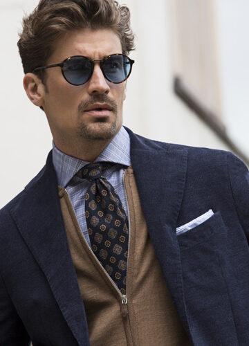 Stenstroms-la-chemise-tendance-quadrillee-bleu-doux-et-marron