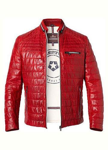 milestone-blouson-cuir-leger-design-sportif-et-finition-vintage-couleur