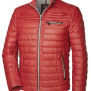milestone-blouson-cuir-leger-design-sportif-et-finition-vintage-rouge-2