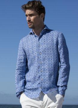 stenstroms-la-chemise-au-motif-floral-geometrieque-bleu