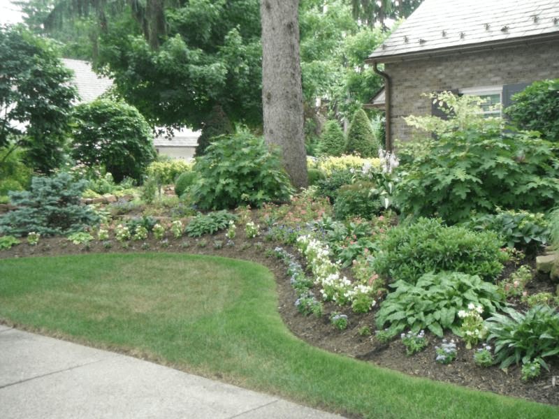 irrigation system for home garden