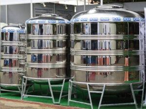 Storage Tanks Image