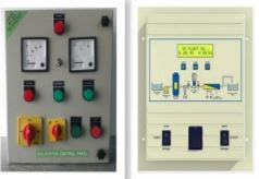 Panel boards Manual and Automatic Image