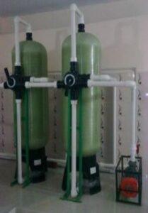 Pre Filtration Unit. Image