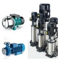 Raw Water Pumps and High Pressure Pumps Image