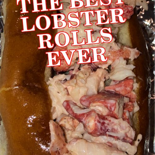 Eat With Joe The Best Lobster Rolls Ever Pin Image