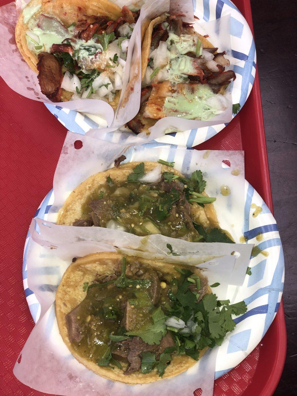 Eat With Joe Tacos El Gordo Tacos