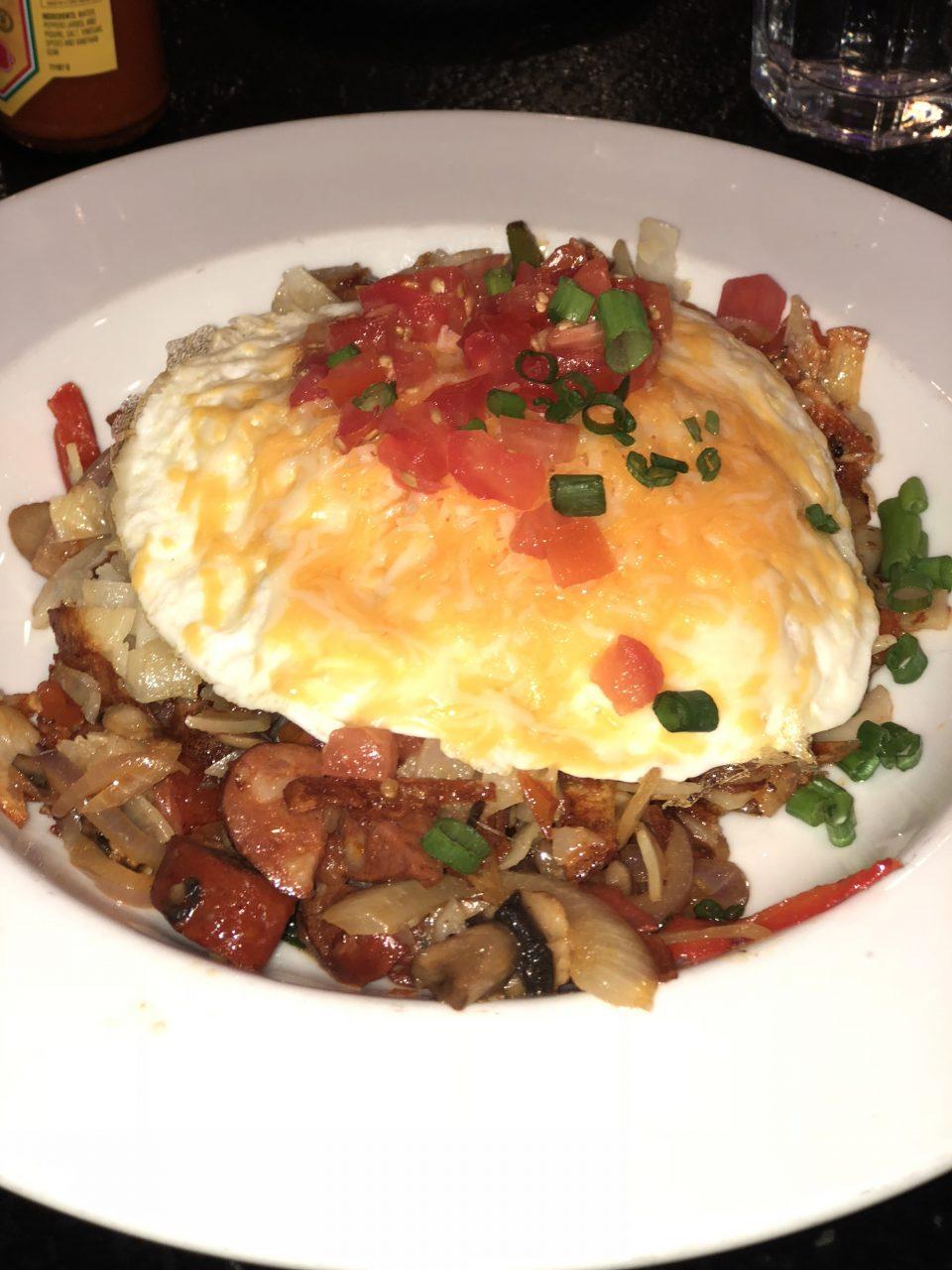 Eat With Joe Eating in Las Vegas Peppermill Munch's Breakfast