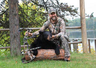 archery black bear Ontario