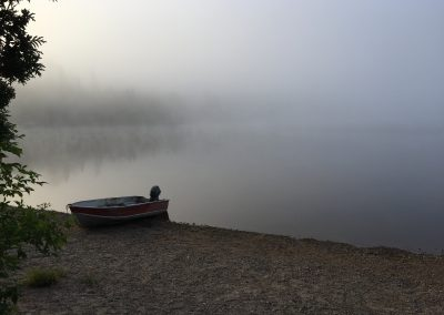 spanish river fishing trips