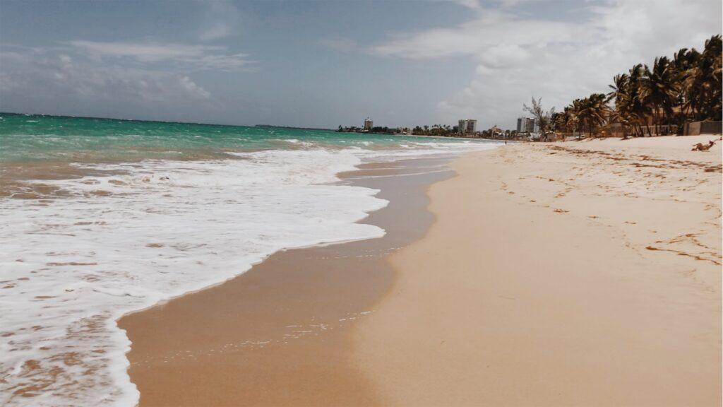 Puerto Rico, San Juan Beach