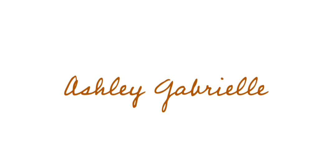 ashley gabrielle travel blog