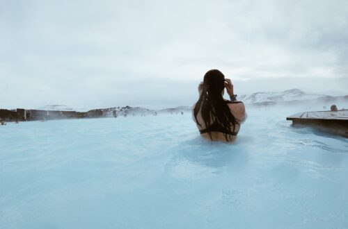 The Blue Lagoon, Iceland, Ashley Gabrielle