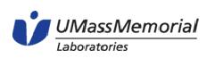 UMass Memorial Laboratories