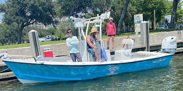 reel addiction sarasota fishing charters