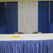 8\' Table Exposition Booth